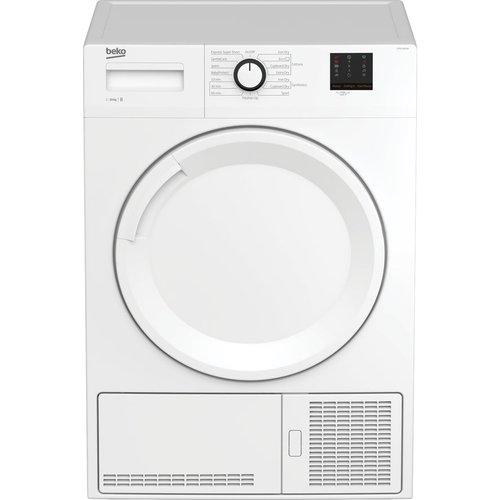 Save £50.00 - Beko Tumble Dryer DTBC1001W 10 kg Condenser  - White, White