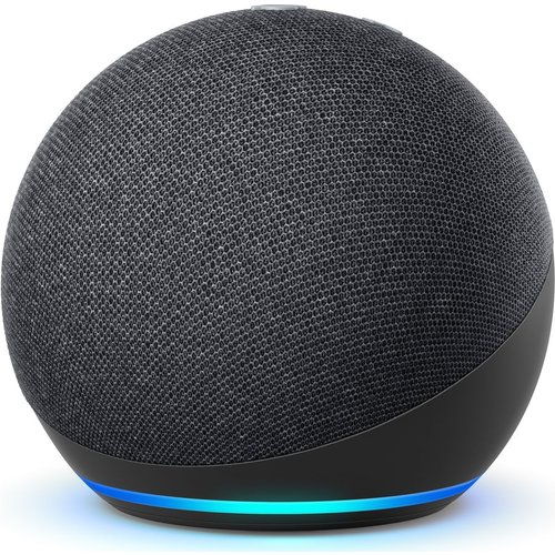Save 42% - AMAZON Echo Dot (4th Gen) - Charcoal, Charcoal