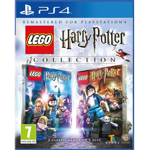 PS4 LEGO Harry Potter Years 1 - 7 Collection