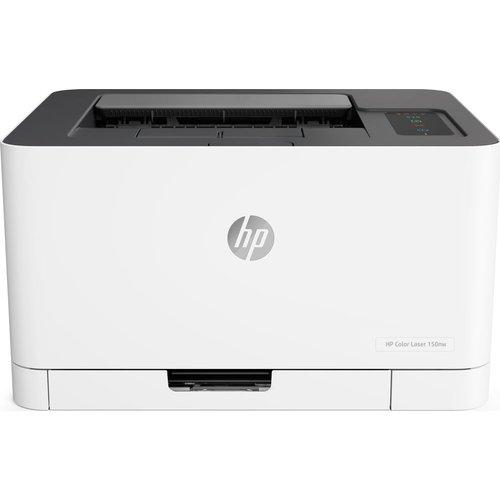 Save £10.00 - HP Colour Laser 150nw Wireless Laser Printer, Black