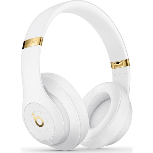 Save 40% - BEATS Studio 3 Wireless Bluetooth Noise-Cancelling Headphones - White, White