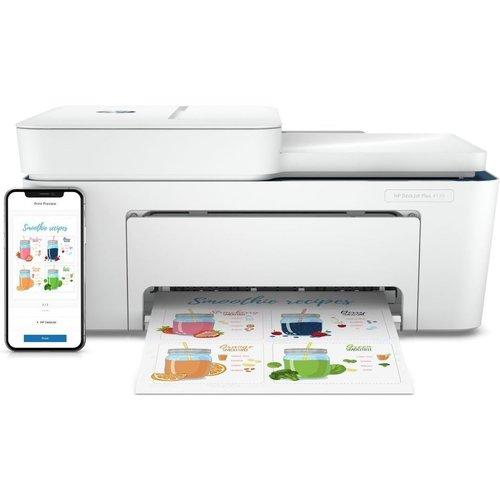 Save £20.00 - HP DeskJet Plus 4130 All-in-One Wireless Inkjet Printer