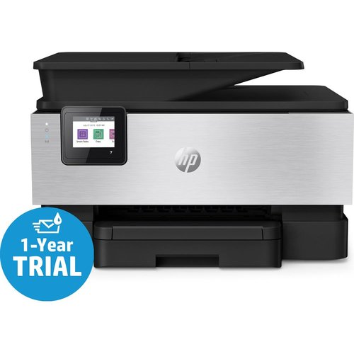 OfficeJet Pro 9019 All-in-One Wireless Inkjet Printer with Fax