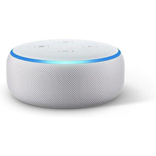 HALF PRICE! Amazon Echo Dot (2018) - Sandstone