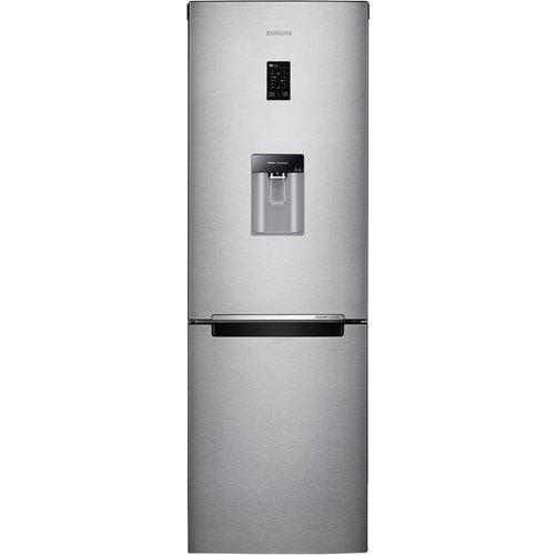 Save £150.00 - SAMSUNG RB31FDRNDSA/EU Fridge Freezer - Graphite, Silver