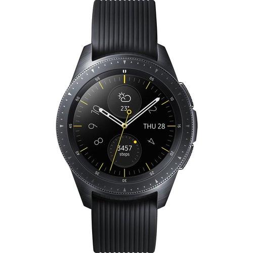 Save 39% - SAMSUNG Galaxy Watch - Midnight Black, 42 mm, Black