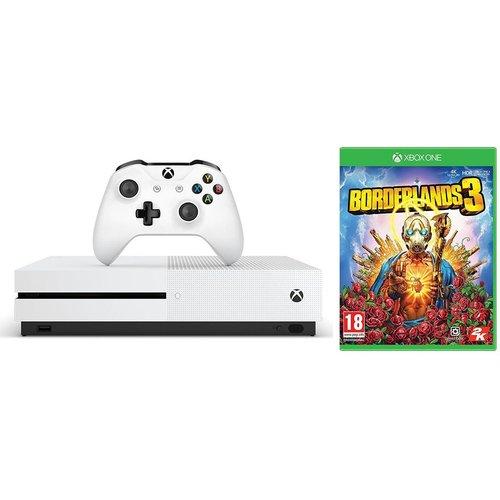 MICROSOFT Xbox One S & Borderlands 3 Bundle - 1 TB