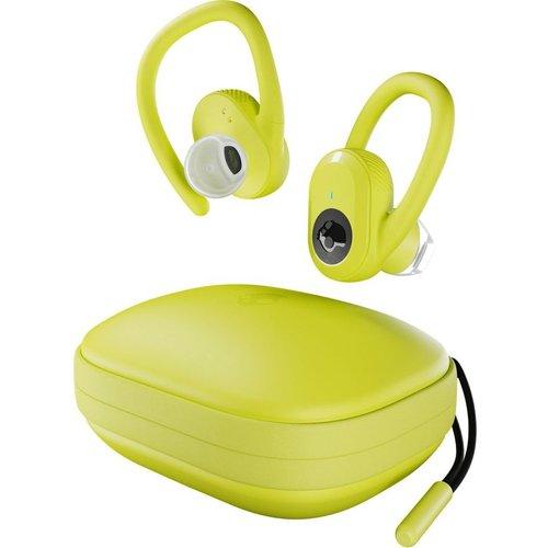Save 33% - SKULLCANDY TW Push Ultra Wireless Bluetooth Sports Earphones - Yellow, Yellow