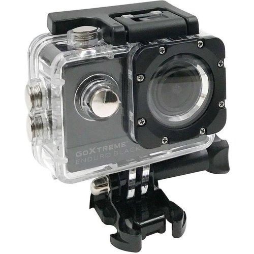 GOXTREME Enduro Black 4K Ultra HD Action Camera - Black, Black
