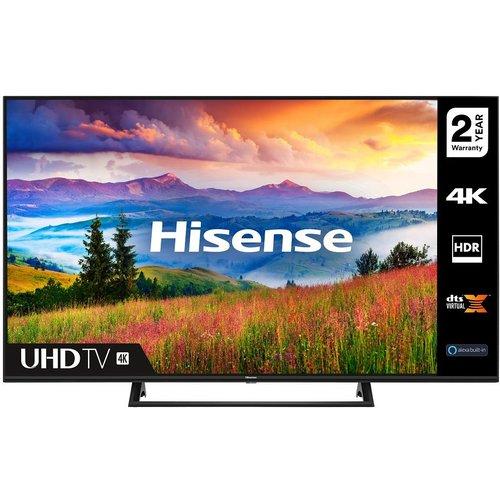"50"" HISENSE 50A7300FTUK  Smart 4K Ultra HD HDR LED TV with Amazon Alexa"