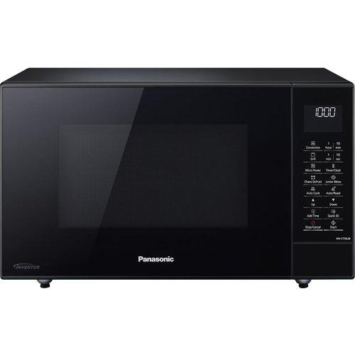 Save £20.00 - PANASONIC NN-CT56JBBPQ Combination Microwave - Black, Black