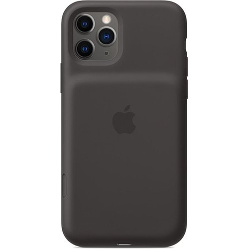 Save £15.03 - iPhone 11 Pro Smart Battery Case - Black, Black