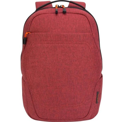 """TARGUS Groove X2 Compact 15"""" Laptop Backpack - Red, Red"""