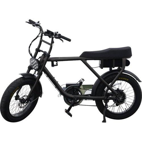 Save £150.00 - KNAAP Generation 1 Electric Bike - Space Grey, Grey