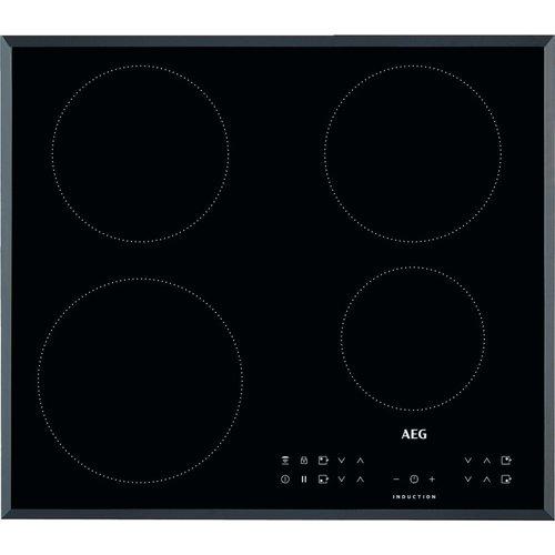 Save £90.00 - AEG IKB64301FB Electric Induction Hob - Black, Black