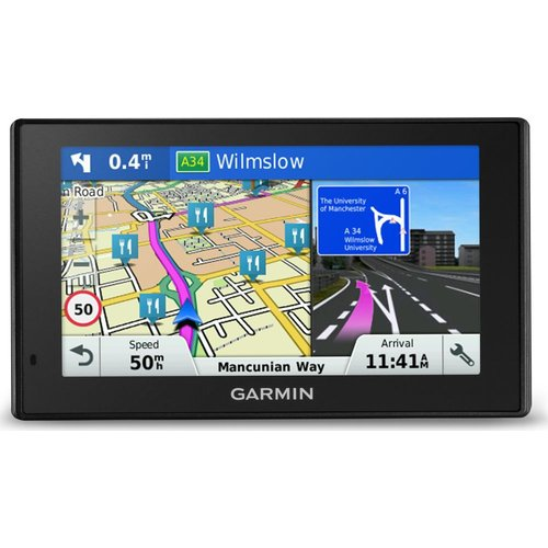 "Save £10.00 - Drive 5 Plus MT-S 5"" Sat Nav - Full Europe Maps"