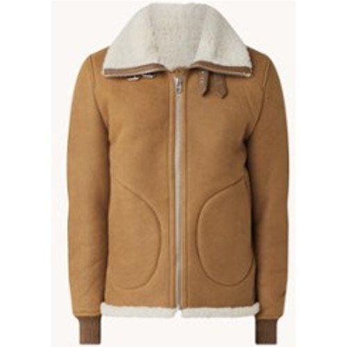 Manteau London Lammy en cuir de mouton - Goosecraft - Modalova
