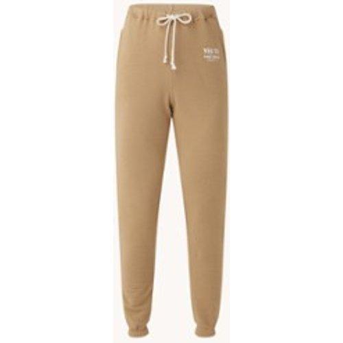 Pantalon de jogging fuselé taille haute avec imprimé logo - Penn & Ink - Modalova