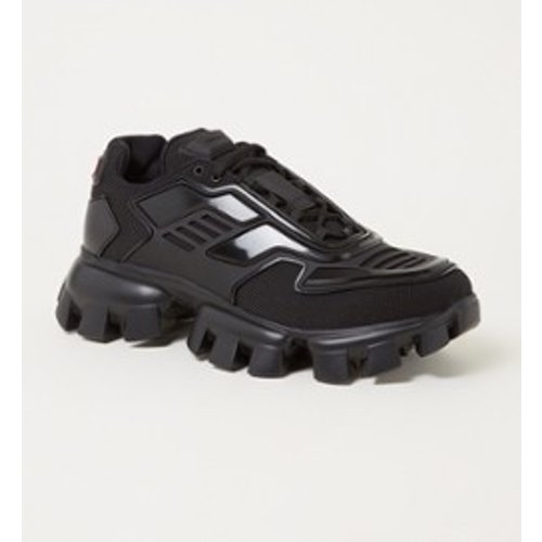 Sneaker Cloudbust Thunder avec détails en mesh - Prada - Modalova