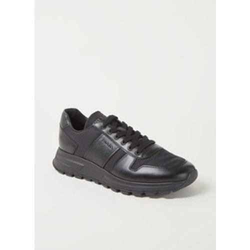 Sneaker LT 01 avec détails en cuir - Prada - Modalova
