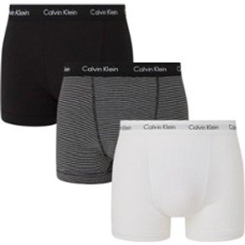 Boxer avec logo pack de 3 - Calvin Klein - Modalova