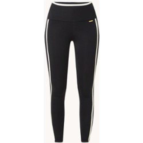 Legging d'entraînement court Kate taille moyenne avec rayures - Deblon Sports - Modalova