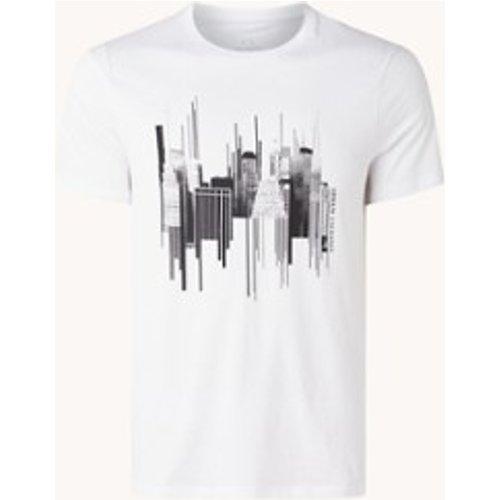 T-shirt avec imprimé - Emporio Armani - Modalova