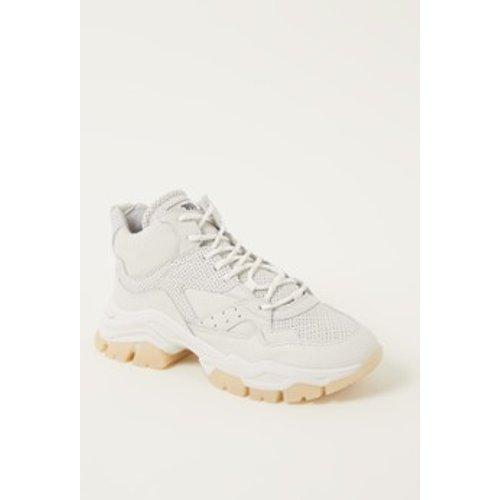 Sneaker Tayke-Over avec détails en cuir - Bronx - Modalova