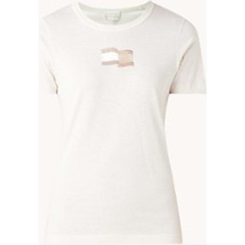 T-shirt avec broderie - Tommy Hilfiger - Modalova