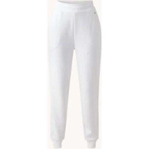 Pantalon de survêtement taille haute coupe tapered avec poches latérales - Tommy Hilfiger - Modalova