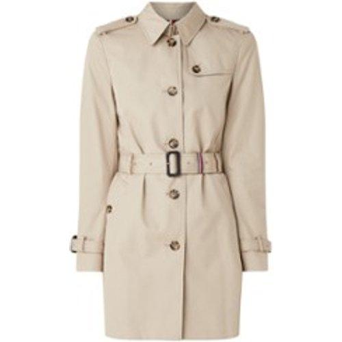 Trench-coat Heritage avec ceinture - Tommy Hilfiger - Modalova