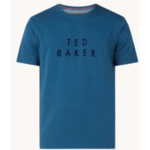 T-shirt pyjama Anake avec boxer à l'ensemble - Ted Baker - Modalova