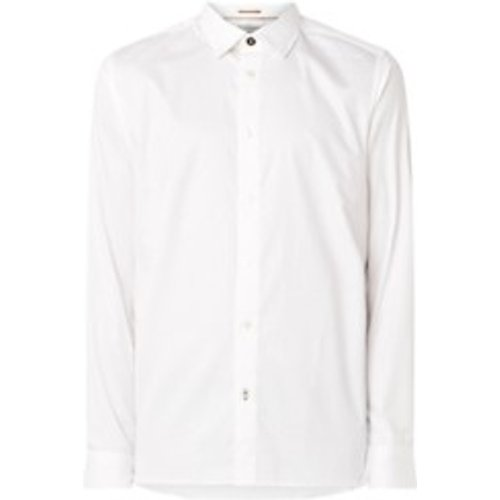 Chemise coupe slim Bobcut avec doublure contrastée - Ted Baker - Modalova