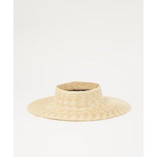 Chapeau en paille Joanna Visor - brixton - Modalova