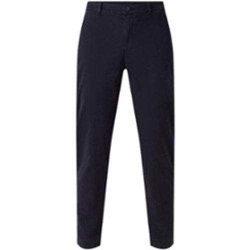 Pantalon chino slim en coton taille haute Sachini - Boss - Modalova