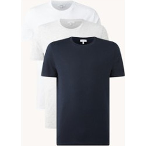 T-shirt en coton Bless en lot de 3 - REISS - Modalova