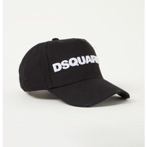 Casquette avec bordure logo - Dsquared2 - Modalova