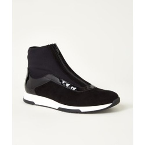 Sneaker Fouzaca avec détails en daim - Unisa - Modalova