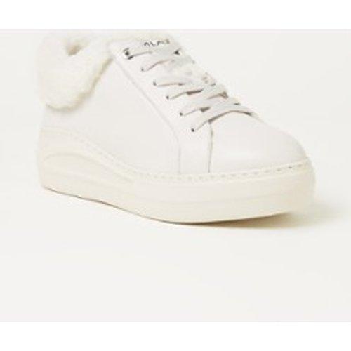 Sneaker Fropy en cuir avec laine - Unisa - Modalova