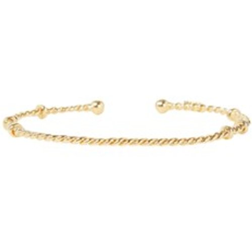 Bracelet Torsade plaqué - Gas Bijoux - Modalova