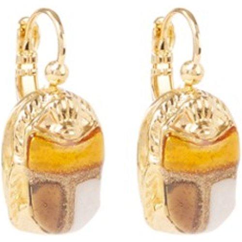 Boucles d'oreilles Scaramouche plaqué - Gas Bijoux - Modalova
