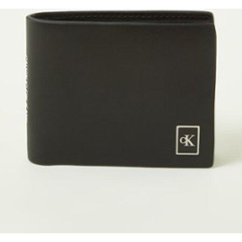 Portefeuille en cuir avec logo - Calvin Klein - Modalova