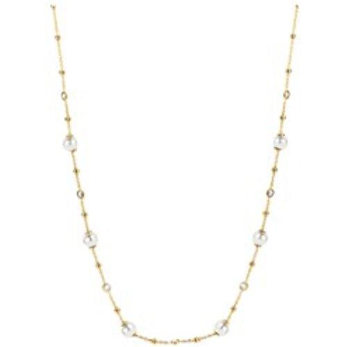Collier fantaisie avec perle - Casa Jewelry - Modalova