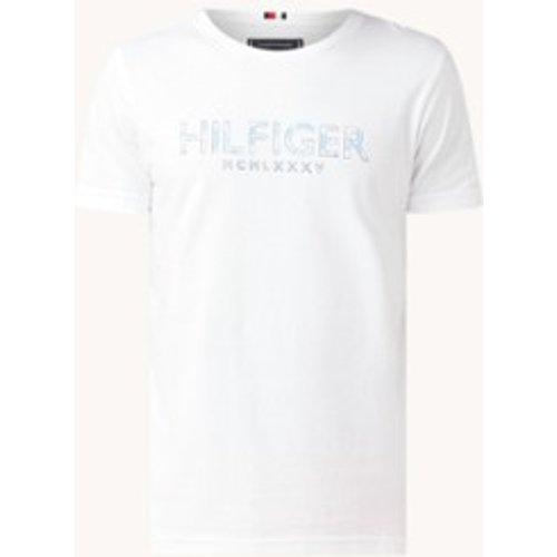 T-shirt avec imprimé logo - Tommy Hilfiger - Modalova