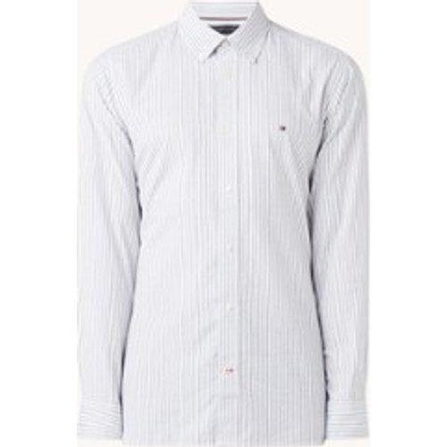 Chemise coupe standard à rayures - Tommy Hilfiger - Modalova