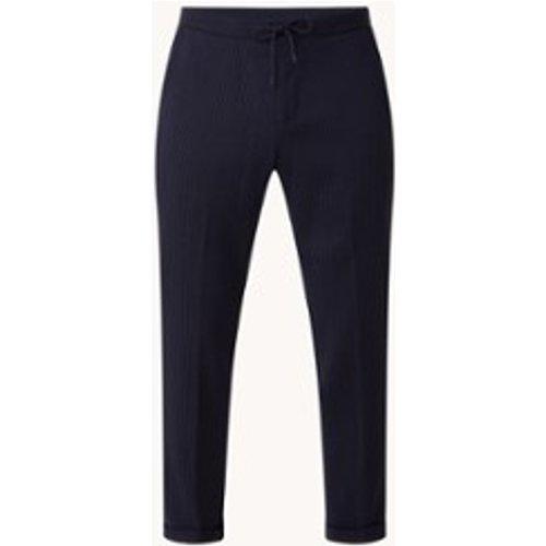 Pantalon en laine slim Thies avec structure côtelée - Strellson - Modalova