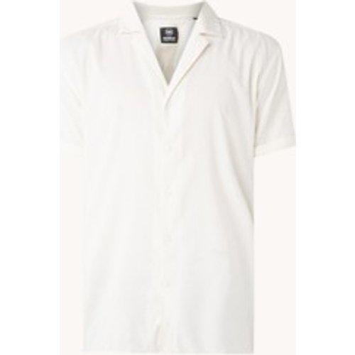 Chemise coupe regular avec motif et manches courtes - Strellson - Modalova