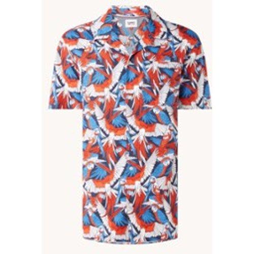 Chemise coupe classique avec poche poitrine et imprimé - Tommy Hilfiger - Modalova