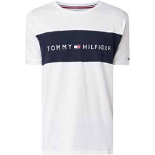 T-shirt à manches courtes et col rond - Tommy Hilfiger - Modalova