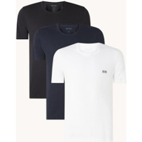 T-shirt à col rond, lot de 3 - Hugo Boss - Modalova